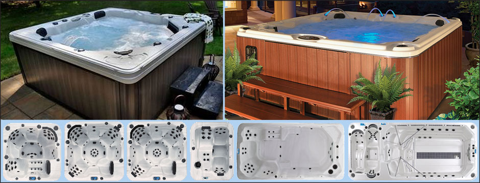 Portable Spas Hot Tubs